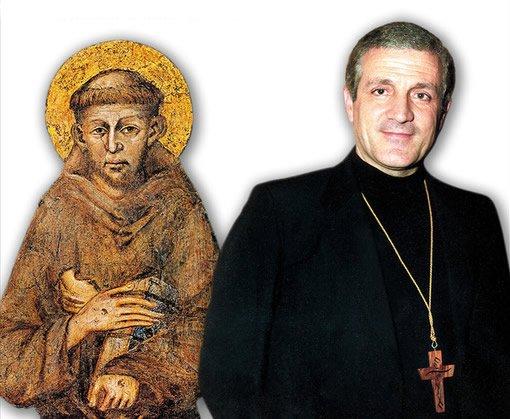 San Francesco e Don Tonino Bello