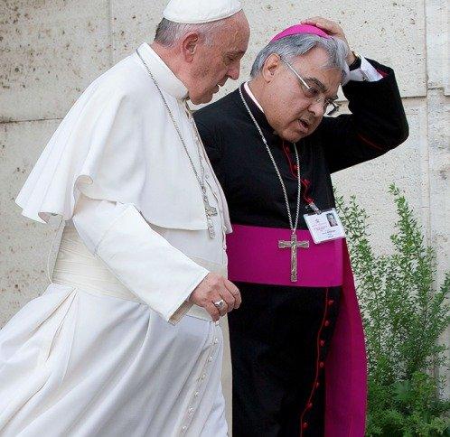 Monsignor Semeraro