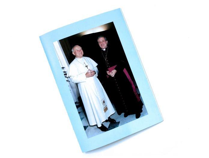 Opuscolo in memoria di San Giovanni II